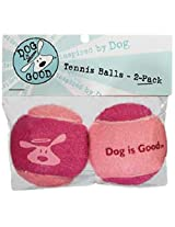 Dog Is Good Tennis Ball for Pets, Angel Falls/Sky Diver