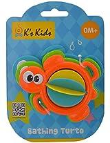 K's Kids Stackable Bathing Turtles, Multi Color