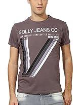 Allen Solly Casual Half Sleeves Tee