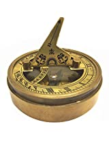 "Antique Brass Boy Scout Compass 3"" inch"