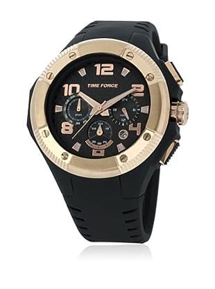Time Force Reloj de cuarzo TF4151M15 46 mm