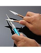 Portable Pen Shape Knife Sharpener For Household Outdoor Exploration