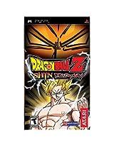Dragonball Z Shin Budokai (PSP)