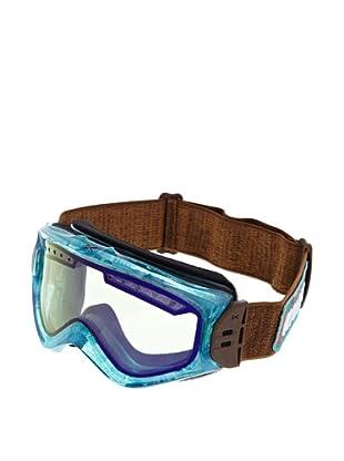 Anon Ski- und Snowboardbrille Majestic Printed (blue lagoon)