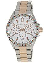 Giordano Analog White Dial Women's Watch - A2002-55