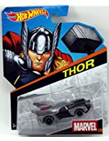 Hot Wheels 1:64 Marvel Series No 3/12 - Thor, Multi Color