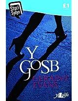 Y Gosb (Cyfres Stori Sydyn)