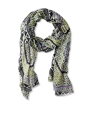 Movement by Juma Women's Tiled Scarf, Multi, One Size
