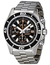 Breitling Men's A1334102-BA85 Superocean Stainless Steel Watch
