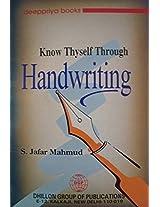 Know Thyself Through Handwriting
