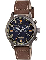 Timex Analog Blue Dial Unisex Watch - TW2P84100AA
