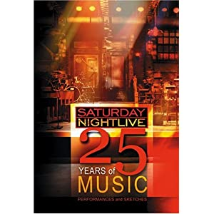 SNL 25 Years of Music