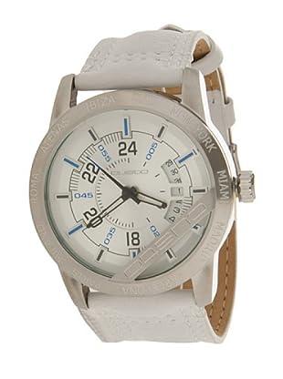 Custo Watches CU031501 - Reloj de Señora cuarzo piel Blanco