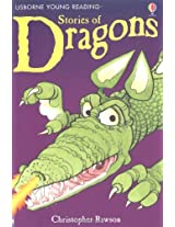 Stories of Dragons - Level 1 (Usborne Young Reading)