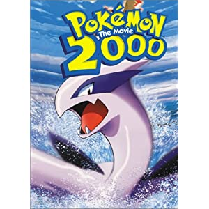 Pokemon Movie 2000: The Power Of One (Viz Graphic Novel)