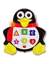 Learning Journey Early Learning Abc - 123 Penguin Pal