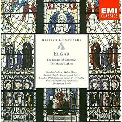 Elgar: The Music Makers, The Dream of Gerontius (British Composers) / Boult, et al.