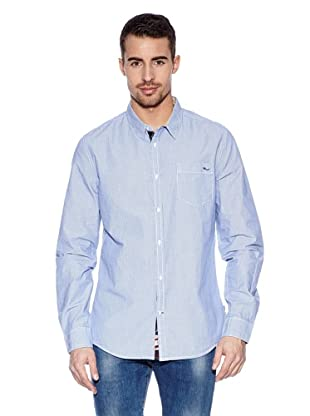 LTB Jeans Shirt Norris (white blue stripes)