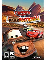Cars Mater-National Championship (PC Games) by THQ - Windows XP Home Edition (ESRB Rating: Rating Pending)
