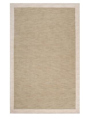 Surya Madison Square Rug (Safari Tan, Parchment)