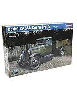 Hobby Boss Soviet GAZ-AA Cargo Truck Model Kit (1/35 Scale)