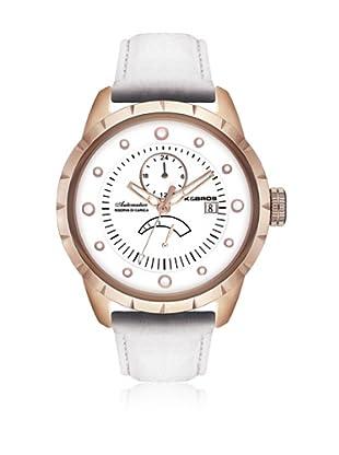 K&BROS Reloj 9444 (Blanco)