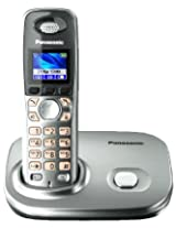 New Panasonic KX-TG8011 Cordless Phone 8011 With Accessories