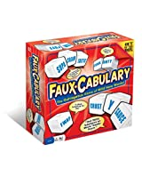 Faux Cabulary - The Outrageous Game Of Wild New Words