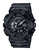 Casio G-Shock Analog-Digital Black Dial Men's Watch - GA-110CM-1ADR (G569)