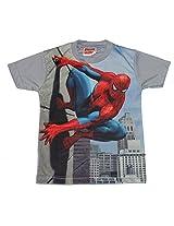 Eteenz Spiderman Boys T-Shirt H/S(Fashion)