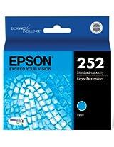 Epson T252220 DURABrite Ultra Standard-Capacity Ink Cartridge, Cyan