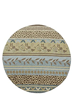 Kaleen Home & Porch Indoor/Outdoor Rug, Glacier, 5' 9