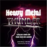 Heavy Metal Thunder: Kick-Ass Cover Art from Kick-Ass AlbumsJames Sherry�ɂ��