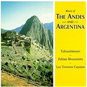 The Andes And Argentina