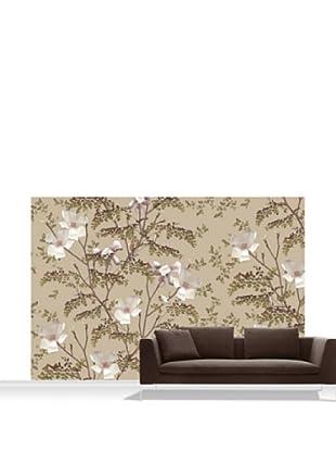 Michael Angove Magnolia, Caramel Mural, Standard, 12' x 8'