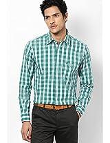Green Casual Shirt