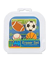 Stephen Joseph Eraser Set, Sports