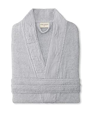 Nine Space Pleated Bathrobe