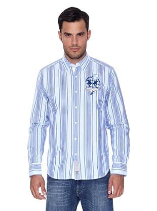La Martina Camisa Juan (Azul)