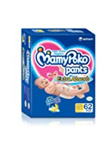 Mamy Poko Pant Style Small Size Diapers (62 Count)