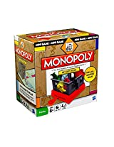 Monopoly Get Out Of Jail Mini Game