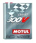 Motul 103127 Synthetic Racing Oil - 2 Liter