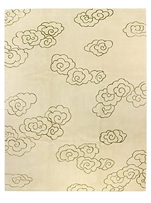 Bashian Kodari Rug, Ivory, 8' x 10'.2
