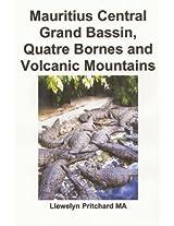 Mauritius Central Grand Bassin, Quatre Bornes and Volcanic Mountains: A Souvenir Collection of Colour Photographs With Captions: Volume 12 (Photo Albums)