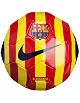 Nike FC Barcelona Skills Football, Size 1 (Red/Yellow/Navy)