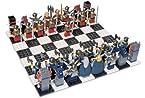 Lego Vikings Chess Set