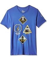 Nike Men's Cotton Round Neck T-Shirt
