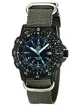 Luminox Men's 8823.KM 8800 Recon Point Man Analog Display Analog Quartz Grey Watch
