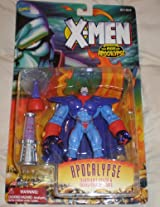 X-Men The Age of Apocalypse After Xavier Apocalypse Figure with Removable Armor and Transforming Limbs