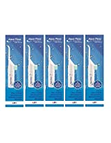 Aqua Floss Oral irrigator and Water Floss (Pack of 5)